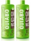 Набор Quiabo Organic для кератинового выпрямления