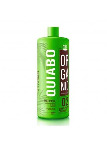 Кератин Quiabo Organic