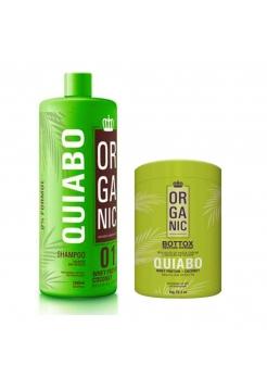 Набор бoтoкcа Quiabo Organic