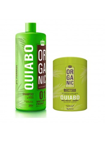 Набір бoтoкcу Quiabo Organic
