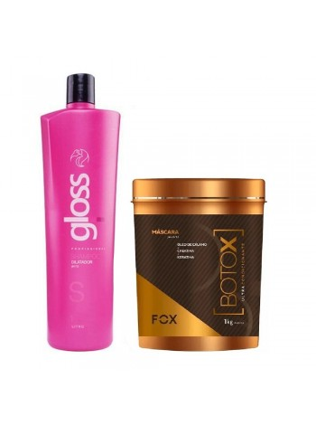 Набір ботоксу для волосся Fox Btox Ultra Condicionante
