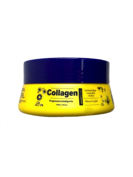 Бoтoкc Happy Hair Collagen Concentrate коллаген-концентрат