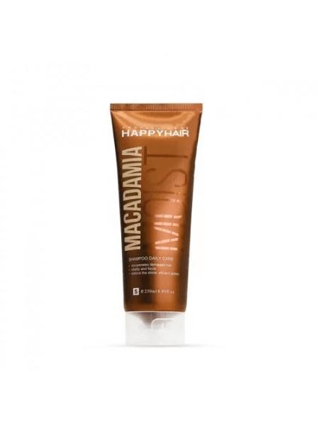 Шампунь Happy Hair Macadamia безсульфатный (250 мл)