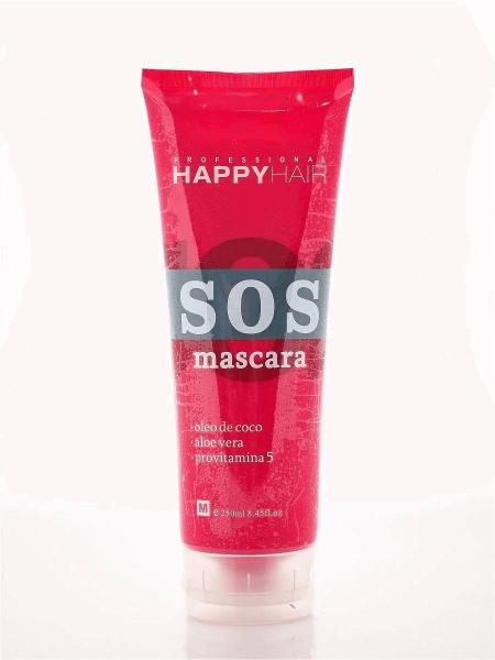 Маска для волосся Happy Hair SOS відновлююча (250 мл)