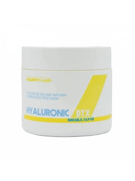 Ботокс Happy Hair Hyaluronic BTX
