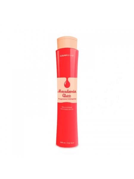Кератин для волосся Happy Hair Macadamia Gloss