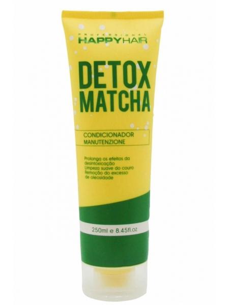Безсульфатный кондиционер Happy Hair Detox Matcha (250 мл)