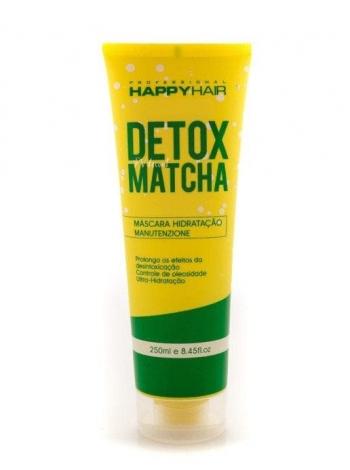 Маска для волос Happy Hair Detox Matcha без SLS/SLES (250 мл)