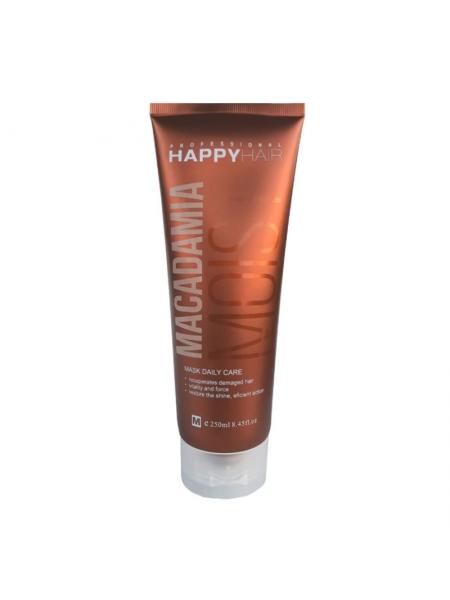 Маска для волос Happy Hair Macadamia (250 мл)