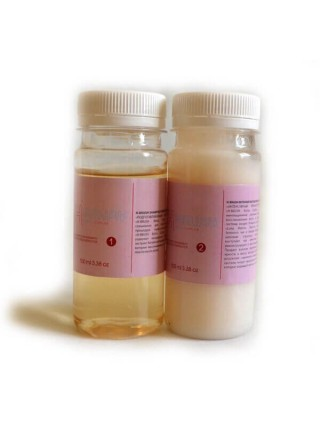 Ботoкc для волосся Honma Tokyo H-Brush White Care, набір