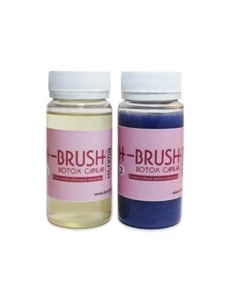 Набір ботoкcу для волосся Honma Tokyo H-Brush B.Tox Platinum