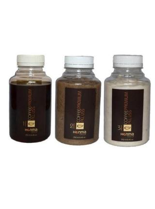 Honma Tokyo Coffee Premium Набор для кератинового выпрямления