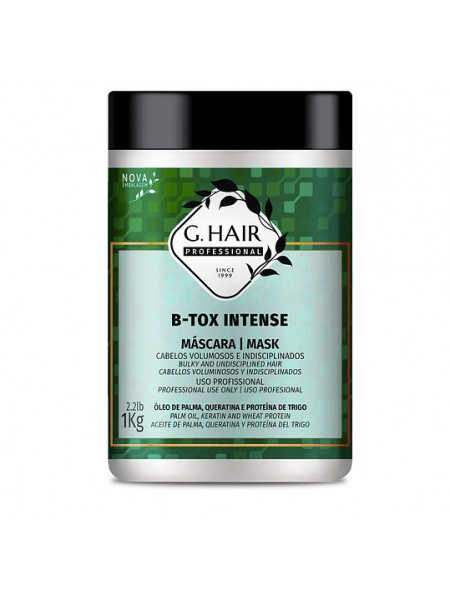 Холодний бoтoкc Inoar G.HAIR B-tox Intense