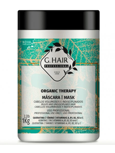 Бoтoкc для волос Inoar G.HAIR B-tox Organic Therapy