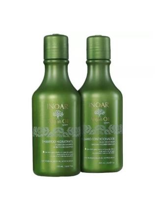 Набір Duo Inoar Argan Oil для зволоження волосся