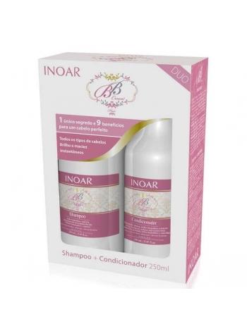 Набір Duo Inoar BB Cream для домашнього догляду