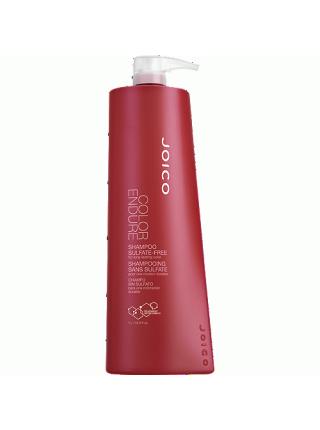 Безсульфатный шампунь для стойкости цвета Joico Color endure shampoo for long lasting color