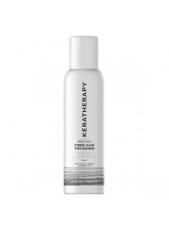 Камуфляж Keratherapy Fiber Thickening Spray для приховування залисин і сивого волосся
