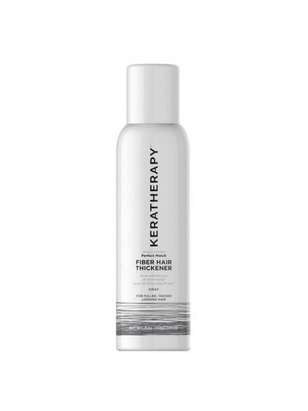 Камуфляж Keratherapy Fiber Thickening Spray для скрытия залысин и седых волос