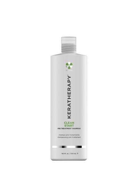 Шампунь Keratherapy Clear Start Shampoo для глибокого очищення волосся