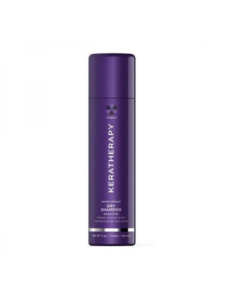 Сухий шампунь Keratherapy Dry Shampoo для волосся