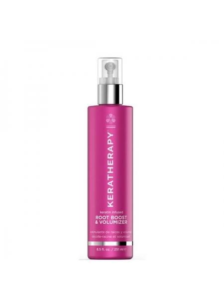 Захисний спрей Keratherapy Root Boost & Volumizer для об'єму волосся з кератином