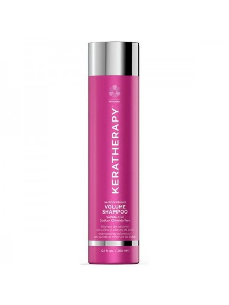 Шампунь Keratherapy Keratin Infused Volume Shampoo для объема волос