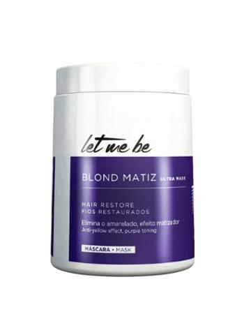 Ботокс для волос Let Me Be B-BTOX Blond Matiz