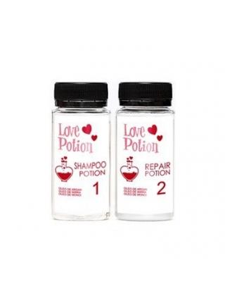 Набор кератина Love Potion Repair Óleo De Argan