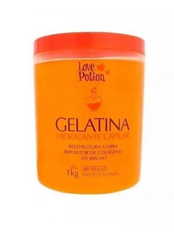 Колаген Love Potion Gelatina
