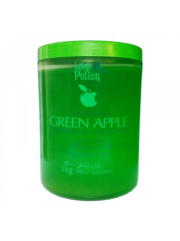 Коллаген Love Potion Gelatina Green Apple