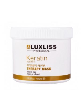 Maска для домашнього догляду за волоссям Luxliss Keratin Repair Therapy Маsk