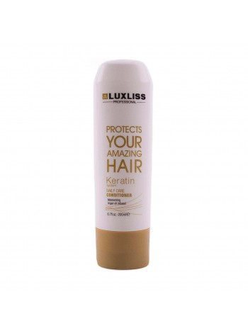Кондиціонер для волосся Luxliss Keratin Smoothing Daily Conditioner