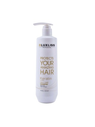 Шампунь для волосся Luxliss Keratin Smoothing Daily Shampoo