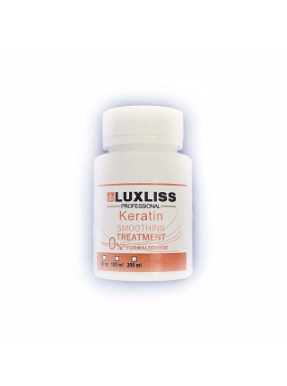 Нанопластика Luxliss Keratin Smoothing Treatment 0% Formaldehyde