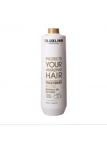 Кератин для выпрямления волос Luxliss Collagen Smoothing Repair System