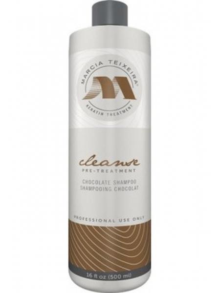 Шампунь глибокого очищення Marcia Teixeira Chocolate