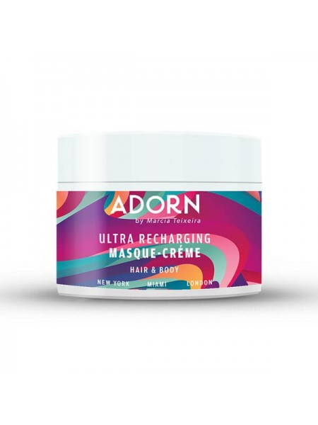 Крем-маска Adorn Ultra Recharging Masque-Creme для волос и тела