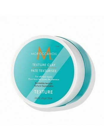 Текстурная глина для волос Moroccanoil Texture Clay (75 мл)