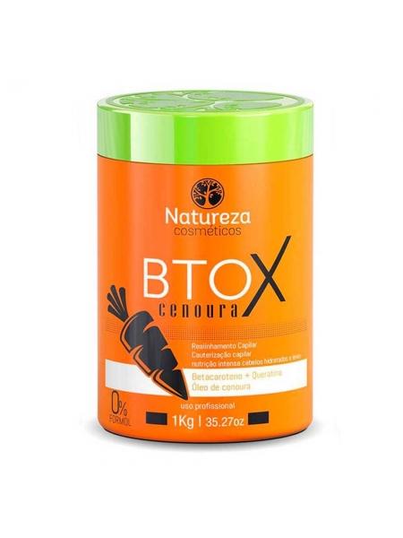 Ботокс для волосся NATUREZA BTOX Cenoura