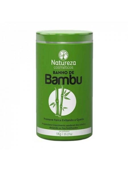 Бoтoкc-глянец Natureza Banho de Bambu