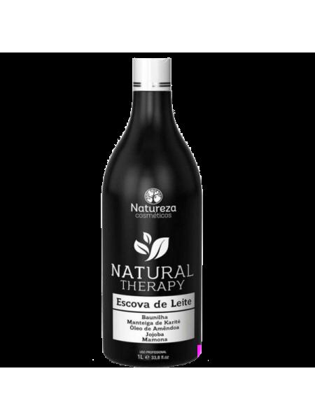 Нанопластика для волосся Natureza Escova de Leite