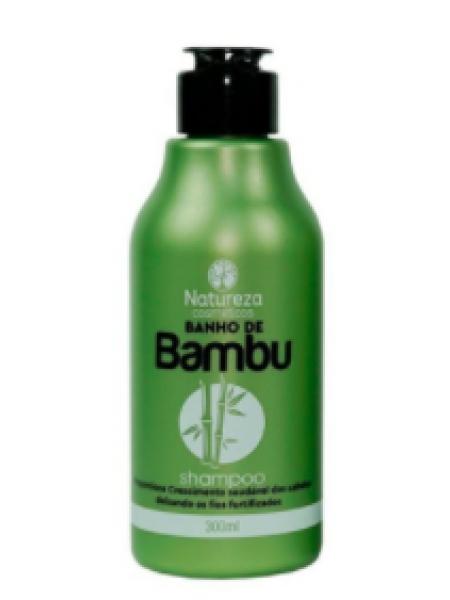 Шампунь Natureza Banho de Bambu