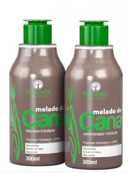 Домашній набір Natureza Melado de Cana (шампунь, кондиціонер)