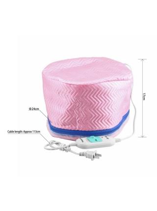 Електрична термошапка (сушуар) для масок, ламінування та лікування волосся