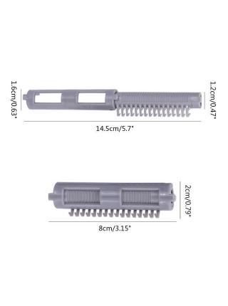 Бигуди / зажимы / клипсы для завивки, прикорневого объема волос (упаковка 25 шт)