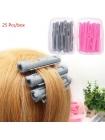 Бігуді / затискачі / кліпси для завивки, прикореневого об'єму волосся (упаковка 25 шт)