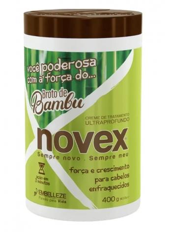 Суперфуд маска для волосся Novex Broto de Bamboo
