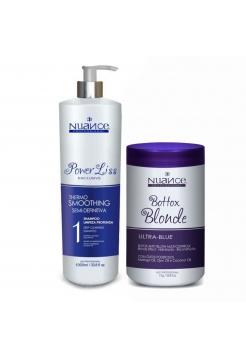 Набір бoтoкcу для волосся Nuance Bоttоx Blonde