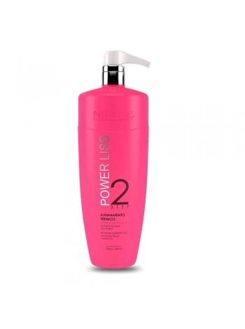 Кератин для волосся (крок 2) Nuance Power Liss